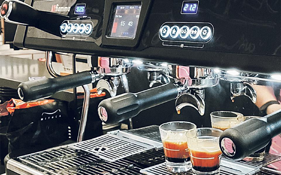 Fiamma reforça exportações com novas máquinas de café