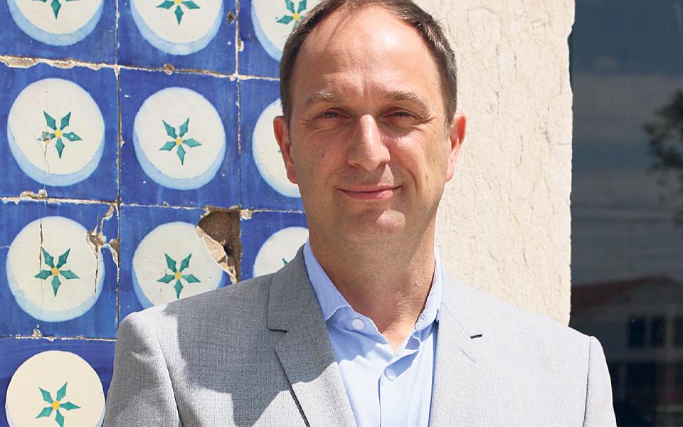 """Marc Rechter: """"Queremos Sines como o hub de hidrogénio  do sul da Europa"""""""