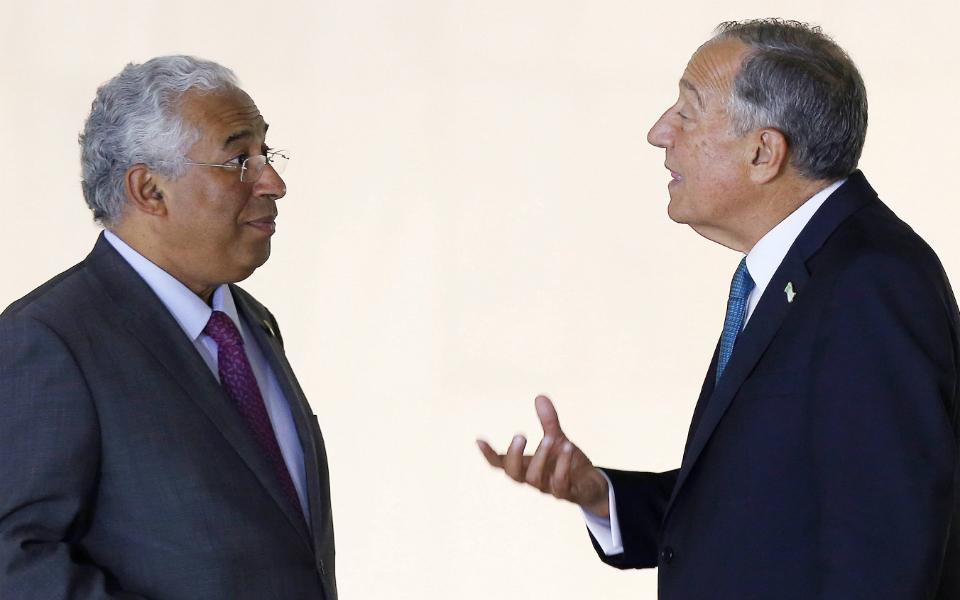 O presidente falou e o primeiro-ministro obedeceu