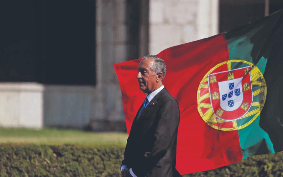 Pré-candidatos vincam diferenças na corrida contra Marcelo