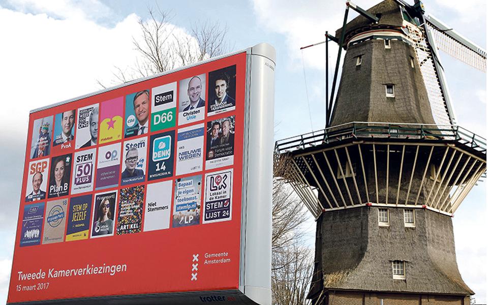 Holanda vai a caminho  do governo Mark Rutte IV
