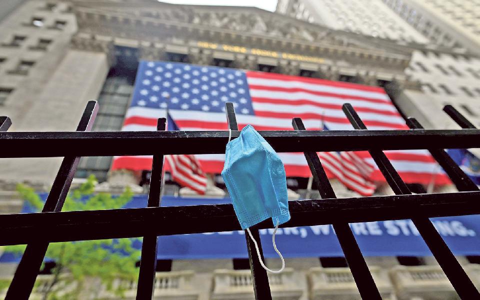 Freios e contrapesos  da democracia dos  EUA alimentam bolsas