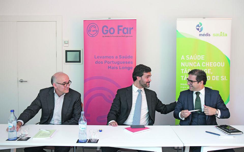ANF e Ageas criam 'joint venture' na prestação de cuidados de saúde