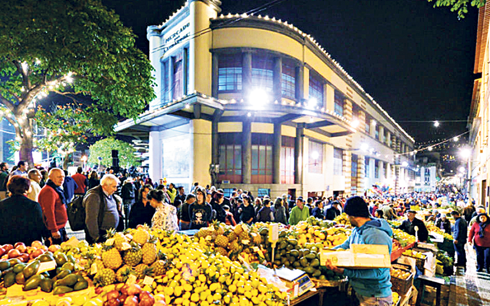 Noite  do Mercado