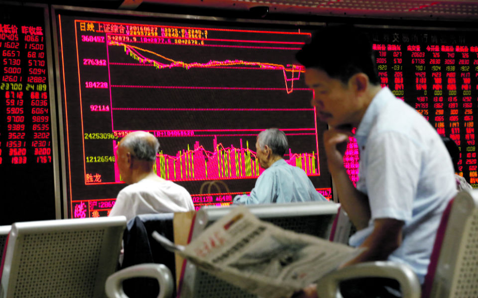 Contra-ataque chinês acelera aposta na tecnologia