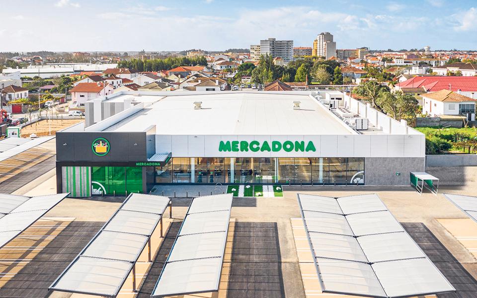 Mercadona retoma expansão em Portugal com mais duas lojas