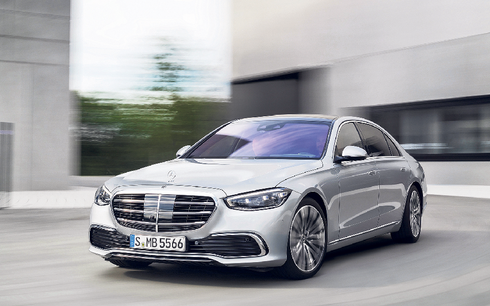 Mercedes Classe S: Novo paradigma no que toca a conforto e tecnologia