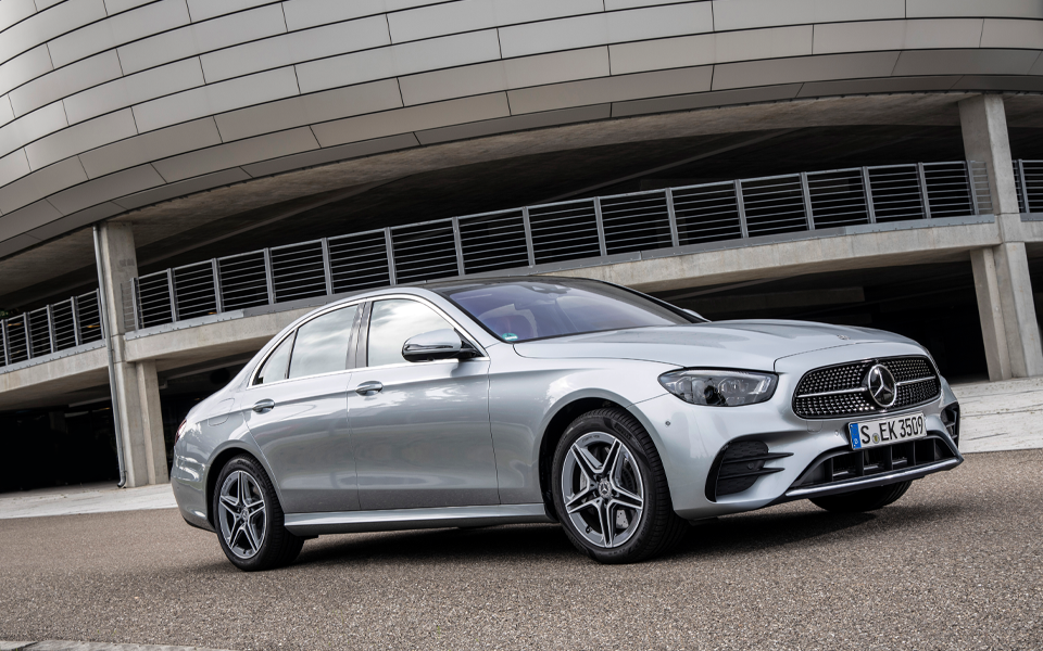 Mercedes E 220:  O Diesel que ainda faz a diferença