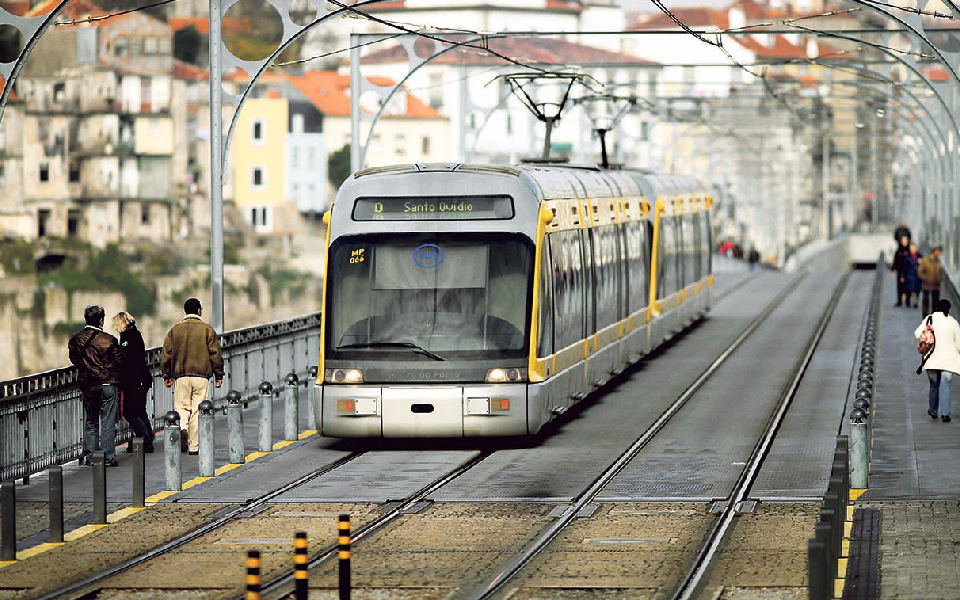 Expansão do Metro do Porto arrisca tribunal