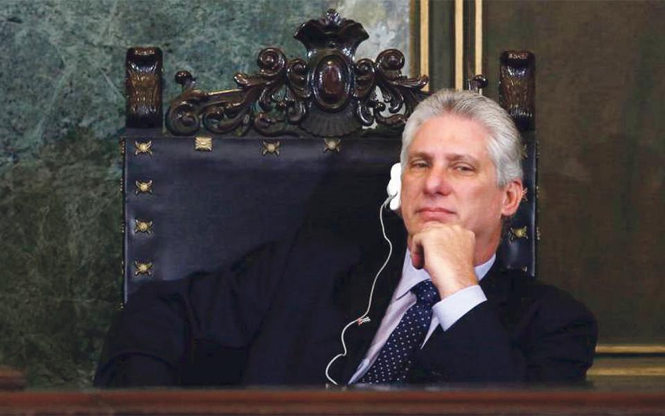 Miguel Díaz-Canel:  O herdeiro  da dinastia Castro