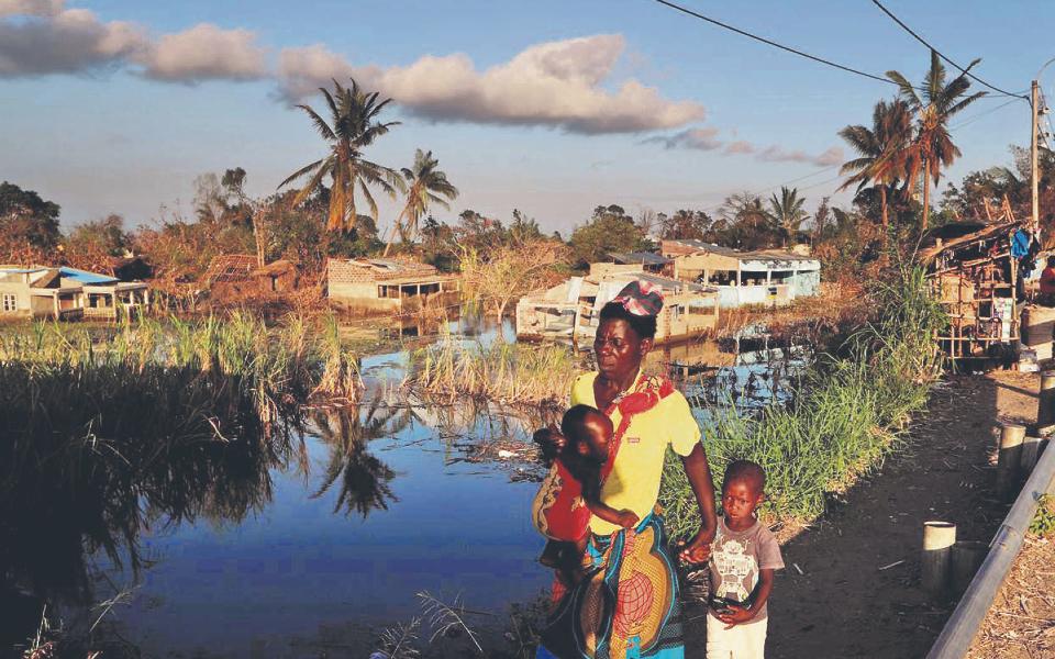 Portugal e UE estudam ajuda à crise moçambicana