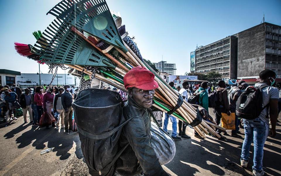 Países da África Austral começam a preparar auxílio a Moçambique