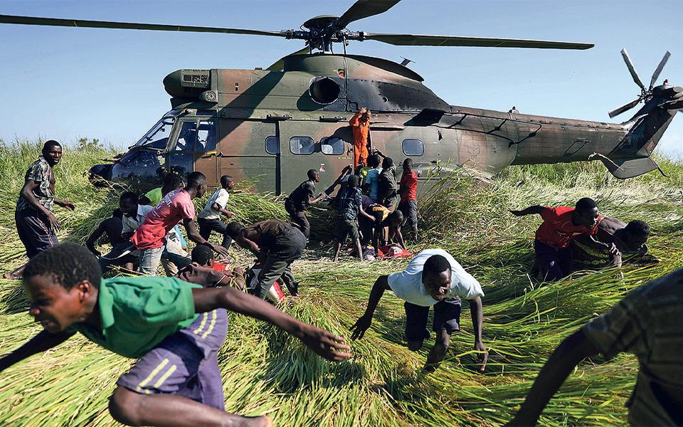 União Europeia pode estar a preparar missão militar a Moçambique