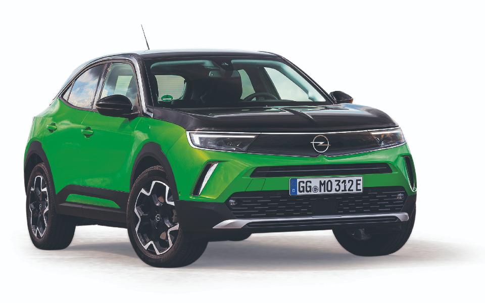 Mokka-e: Um Opel compacto e robusto a lembrar o nostálgico Manta