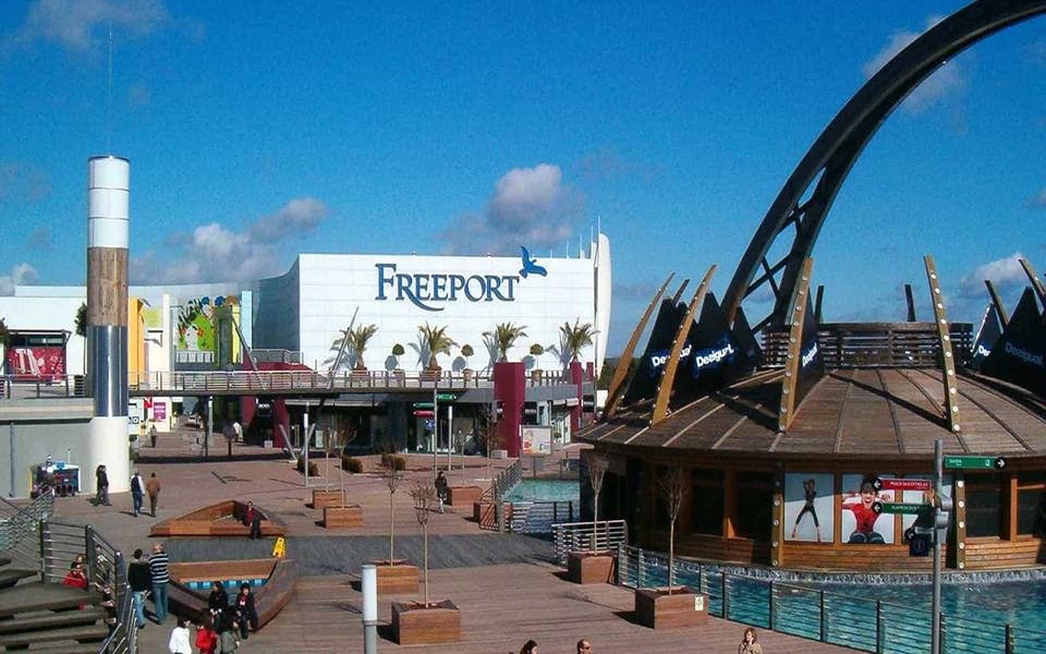 Freeport Outlet prevê crescimento de 25% na faturação este ano