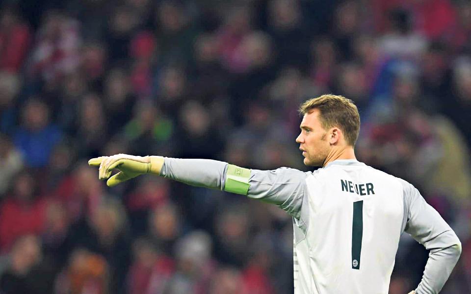 Manuel Neuer: Homem da 'mancha' levou a que Neymar e Mbappé fizessem uma triste figura na final de Lisboa