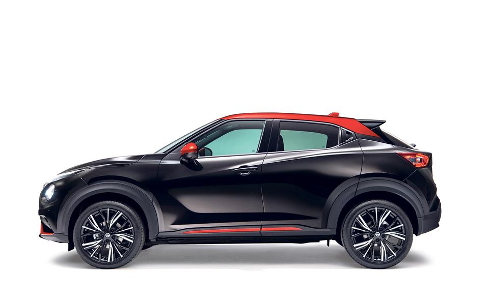 Nissan Juke - Novo 'crossover' casou com um smartphone