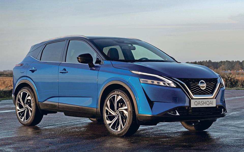 Nissan Qashqai: Renasce a lenda com mais eletrónica e novo motor