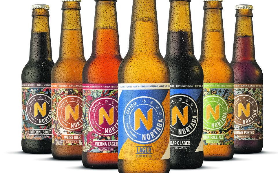 Cerveja Nortada chega a Lisboa e exporta para Espanha