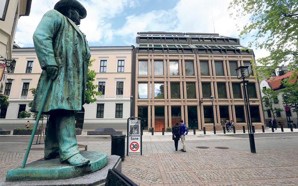 Escandinávia  em contraciclo monetário