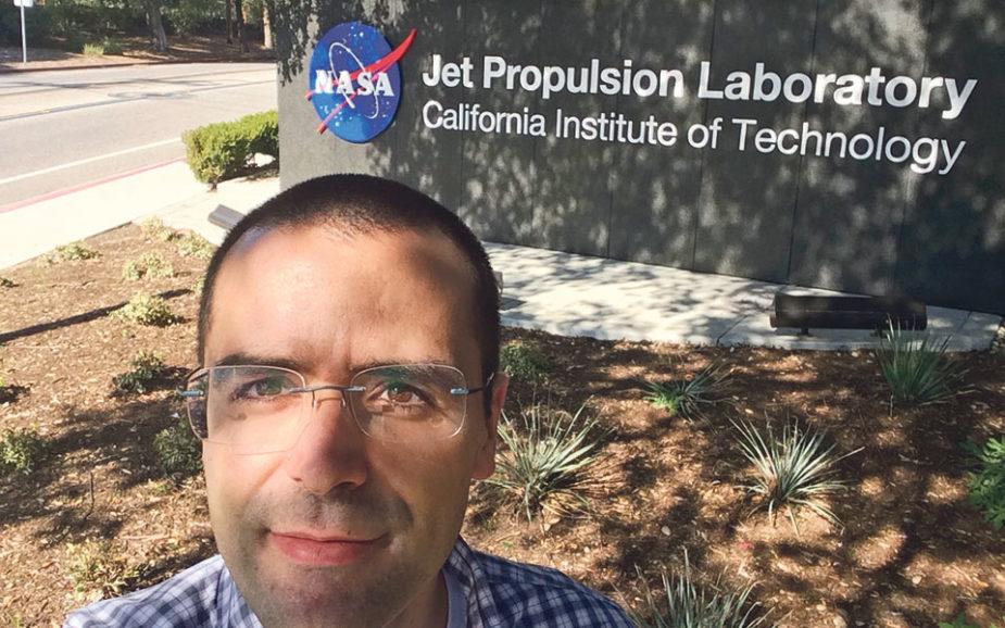 Nuno Filipe: Um engenheiro português na NASA