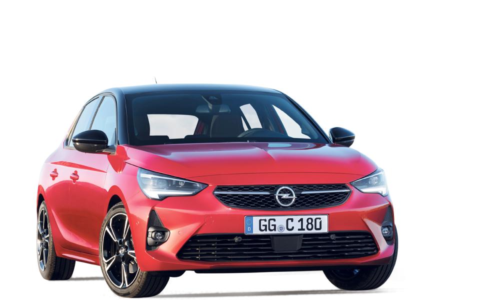 Opel Corsa 1.5 D: Desportivo aprovado