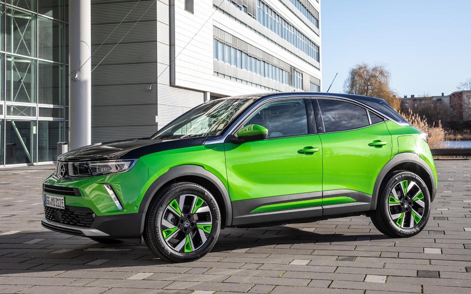 Opel Mokka: O premium acessível