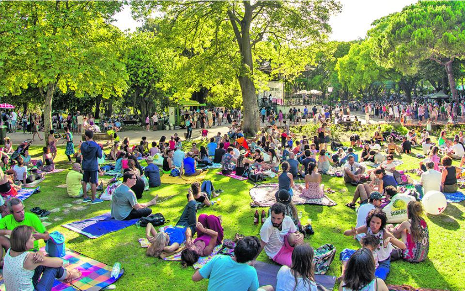 Somersby Out Jazz: 5 espaços verdes, 5 meses de música gratuita