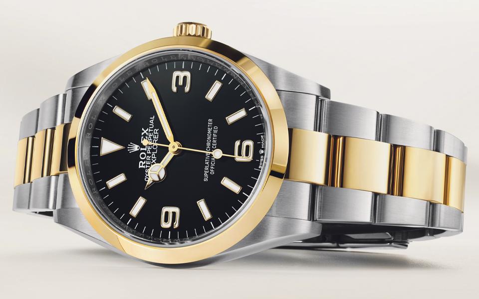 Oyster Perpetual: Explorer O novo explorador da Rolex
