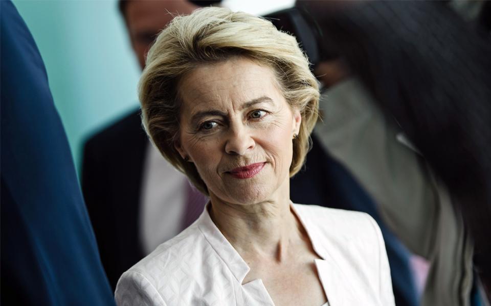 Ursula  Von Der Leyen - Senhora Europa regressa a casa