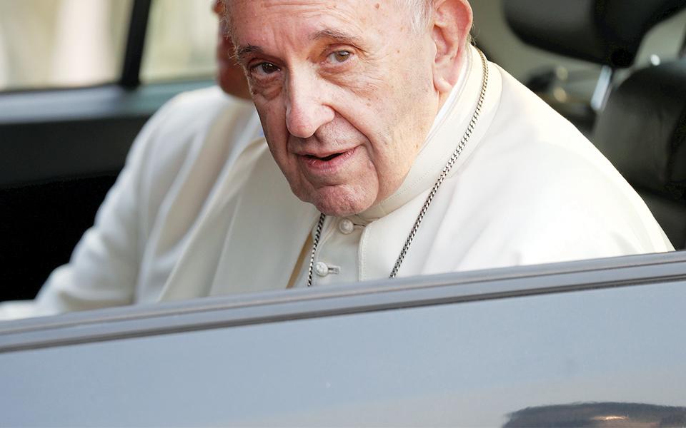 Papa Francisco: Uma revolução quase tranquila