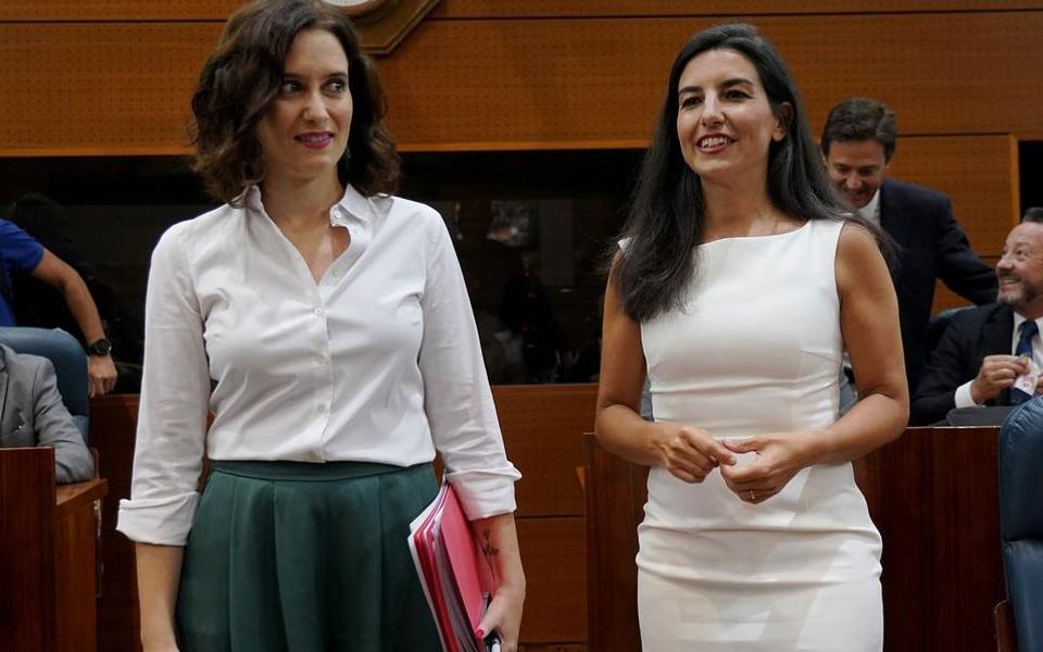 Partidos espanhóis enfrentam teste ao seu futuro em Madrid