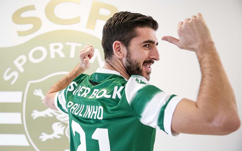 Sporting investe 18 milhões em Paulinho no ataque à Liga