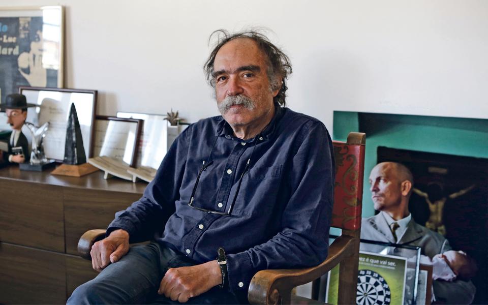 """Paulo Branco:  """"Uma das coisas mais importantes é ser livre e independente"""""""