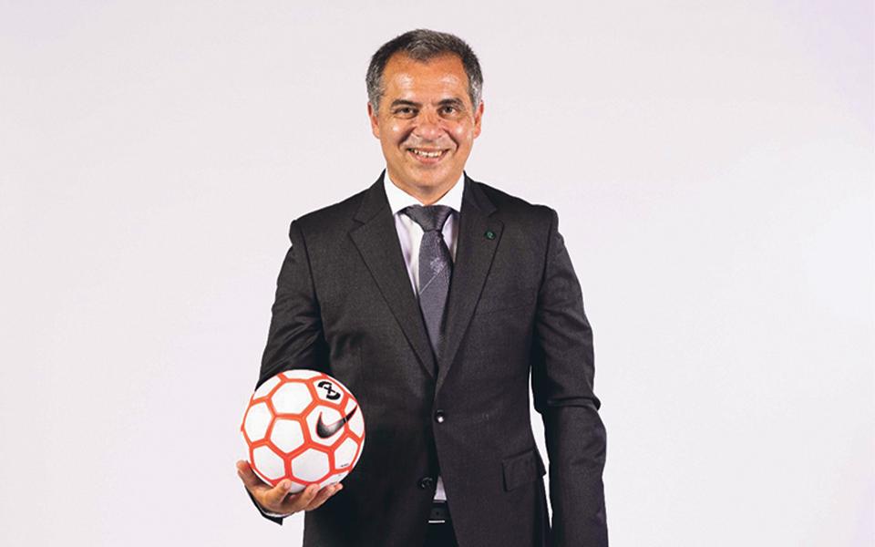 """""""FPF está a investir forte no futsal. É um produto com potencial"""""""