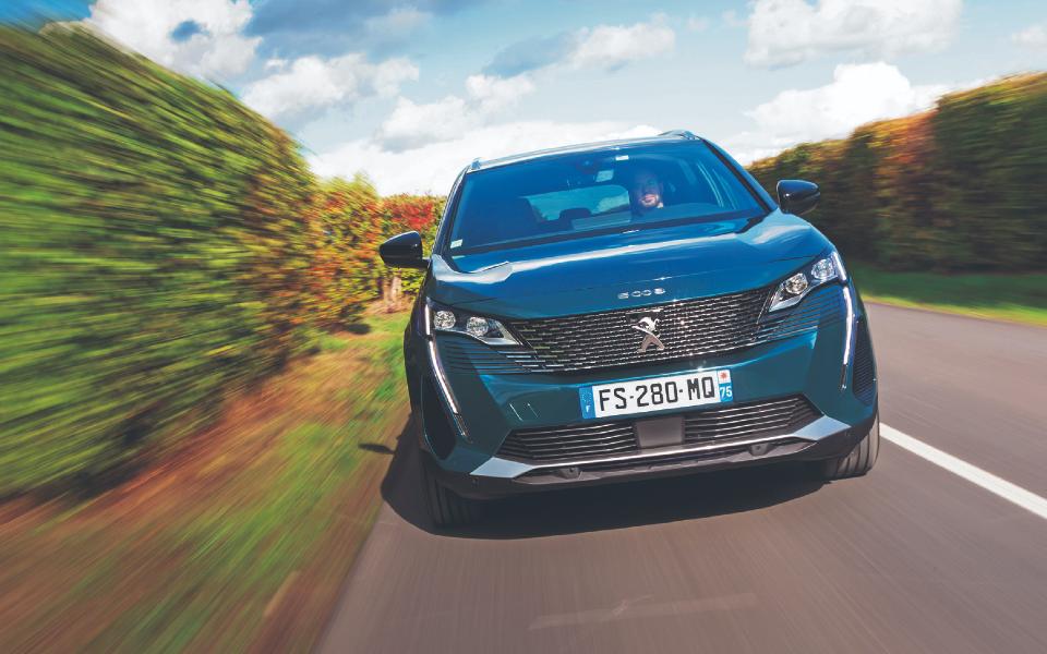 Peugeot 5008: Leão termina o ano em grande