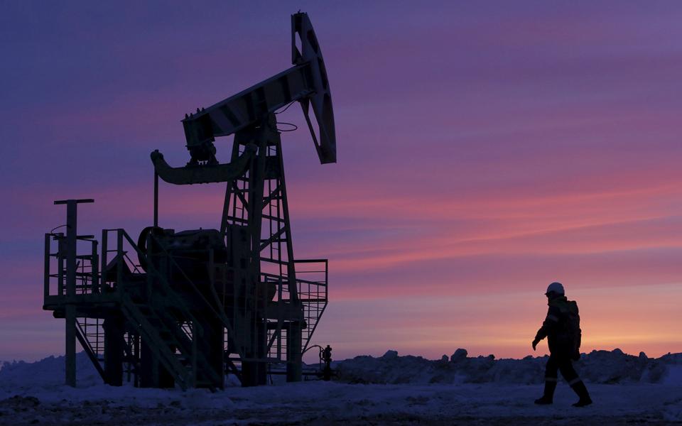 Petróleo foi o ativo com sintomas  mais graves