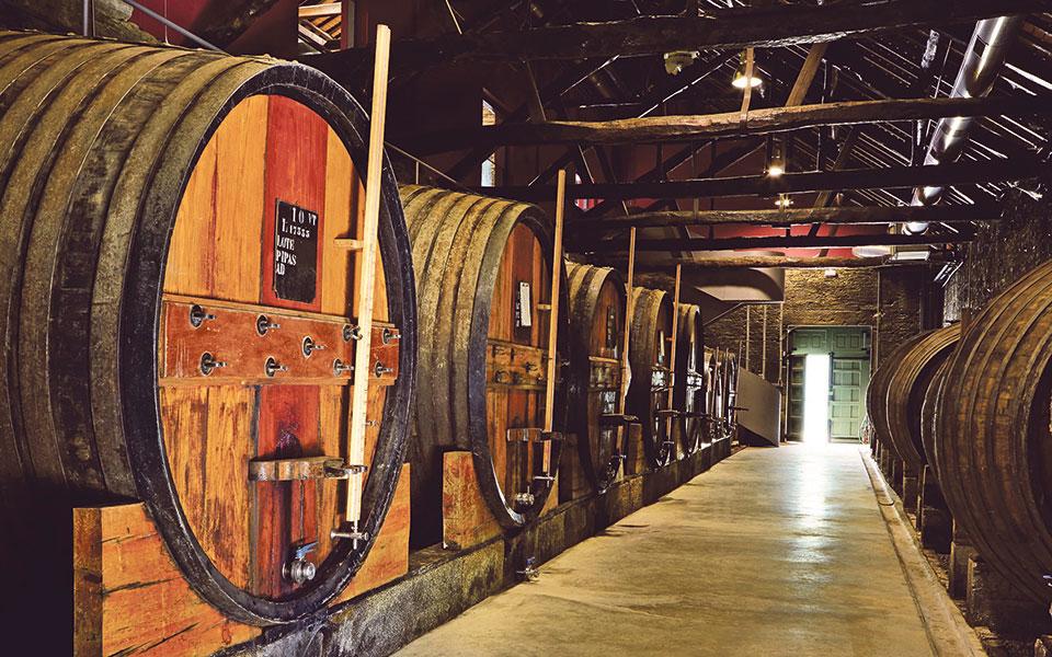 Exportações de vinhos deverão exceder 800 milhões de euros