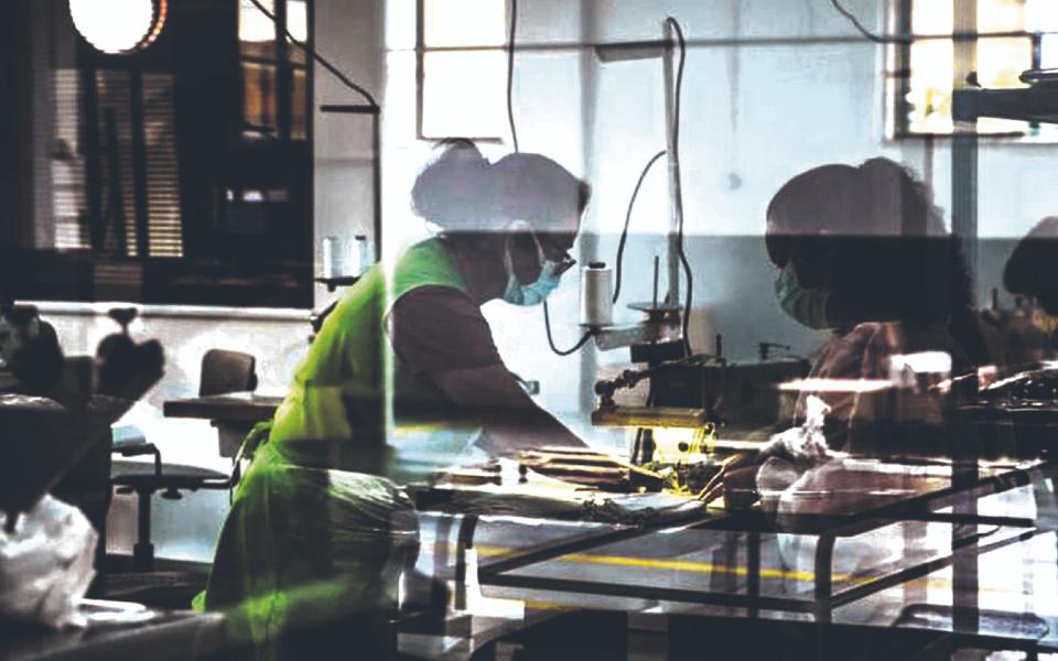 Como as PME da construção estão a dar a volta à crise