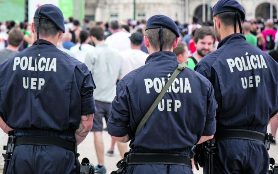 """PSP sinaliza AG do Sporting como de """"risco elevado"""" e reforça contingente"""