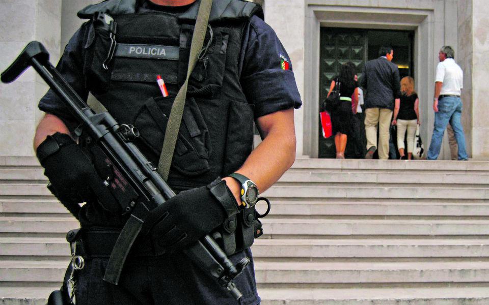 """Miguel Oliveira Rodrigues: """"Os polícias choram muitas vezes de forma oculta"""""""