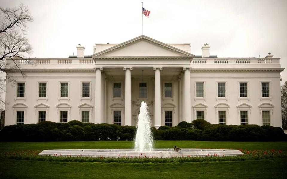 A Casa Branca em discurso direto