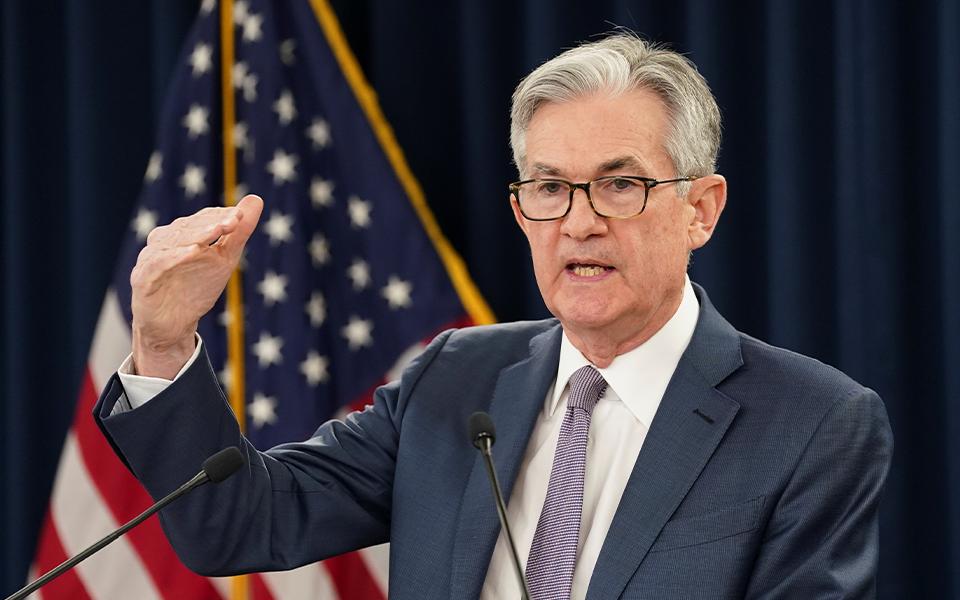 Cautela de Powell leva mercados bolsistas  a novos máximos