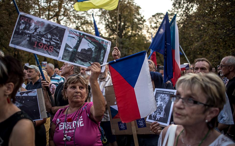 Primavera de Praga: nada resta senão as motivações rusas