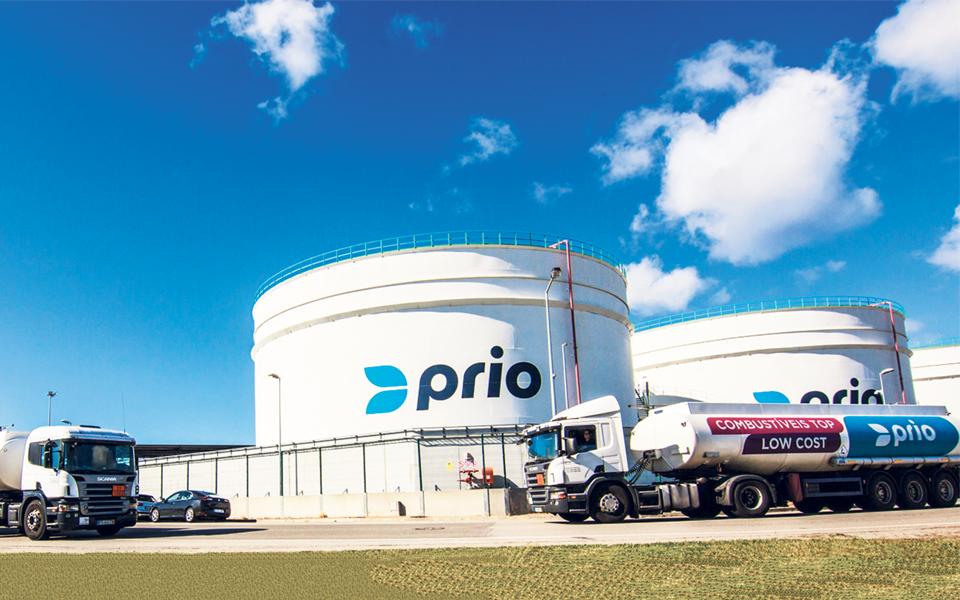 Oxy Capital  contrata Lazard  para vender a gasolineira Prio