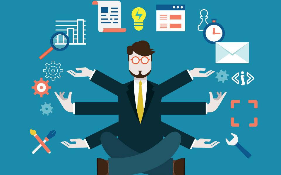 Produtividade: Trabalhar mais mas produzir menos