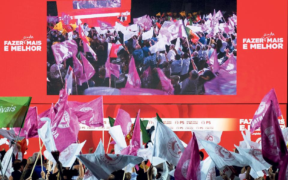 PS deverá dar liberdade  de voto nas eleições presidenciais