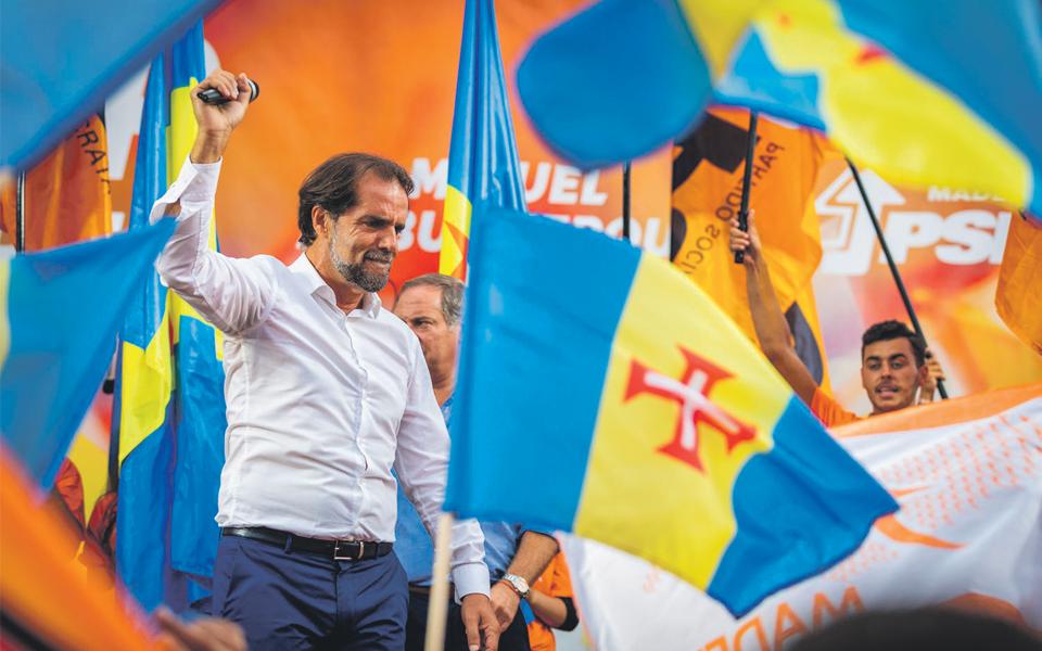 Pinto Luz 'colhe' apoios em distritos de Rio e Montenegro