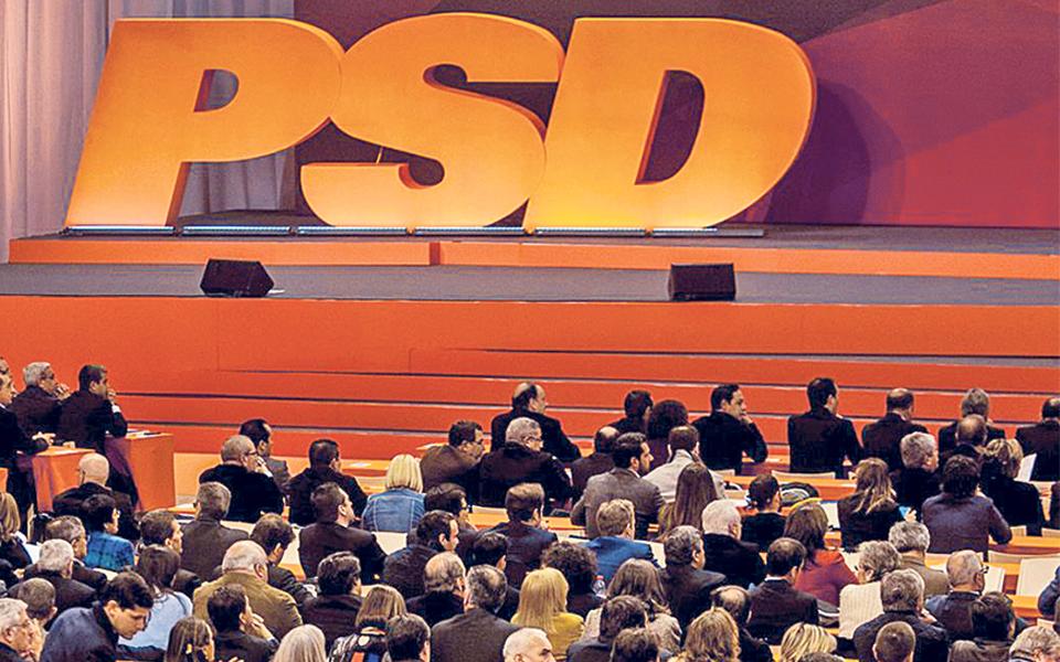 Só um quarto dos militantes do PSD está apto para votar