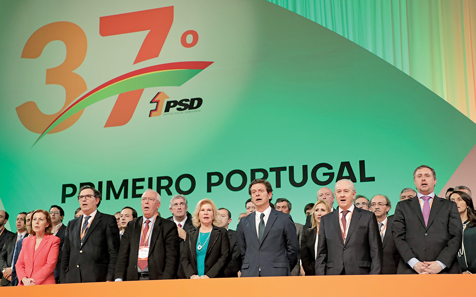 O que defendem os novos vice-presidentes do PSD